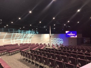 Victory World Outreach Church upgrades with Elation