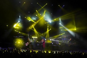 HSL supports Simple Minds tour