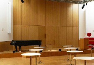 Meyer Sound CAL beschallt SparkassenForum Böblingen