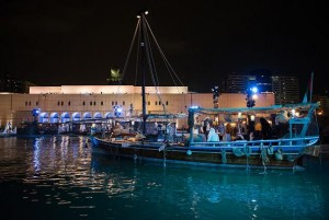 DBN designs lighting for festival in Abu Dhabi