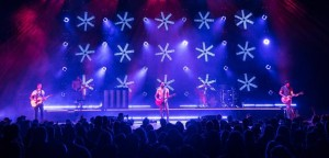 Old Dominion on tour with Elation fixtures