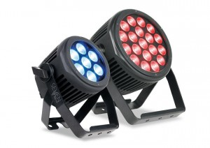 Elation launches new series of all-weather LED color changers