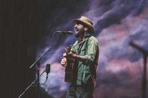 Adlib supplies lighting and sound equipment for Ray LaMontagne's acoustic tour