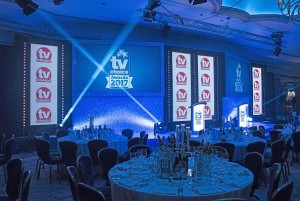 S+H supplies LED screens to TV Choice Awards