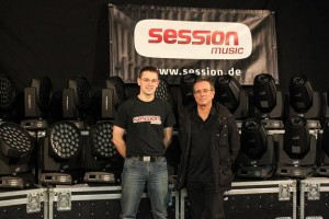 Session Music investiert in Clay Paky-Equipment