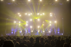 Colour Sound supplies lighting and rigging for Rudimental tour