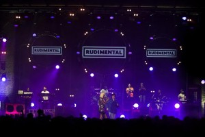 Colour Sound supplies lighting, rigging and crew for Rudimental's UK tour