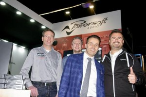 Powersoft announces Mennegat Trading as distributor for The Netherlands