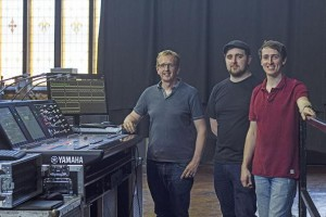 Tube UK takes delivery of Yamaha PM7