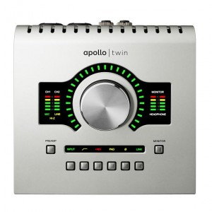 Universal Audio veröffentlicht Apollo Twin-Desktop-Interface