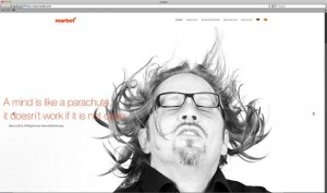 Neue Marbet-Website online