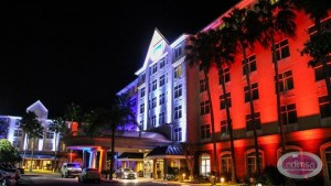 iStay Hotel upgrades with Elation LED illumination