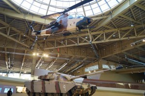 Hundreds of Robe luminaires installed at Royal Tank Museum