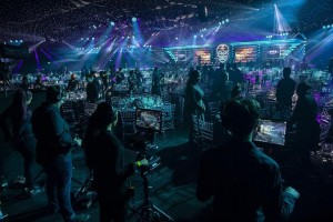 Robe lights 2019 TPI Awards