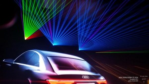 Flash Art gestaltet Audi Show Room