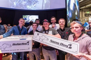 "Europäisches ""Hog Factor Grand Final"" auf der Prolight + Sound"