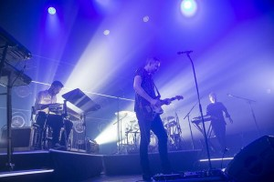 Rasmus Walter on tour with Robe fixtures