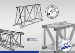 Heavy Duty Truss Competence Day am 30. November bei Cast