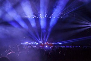 Colour Sound delivers lighting and video equipment for Above & Beyond