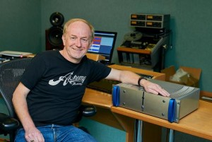 Barry Grint installs ATC P2 Pro at Alchemy Mastering