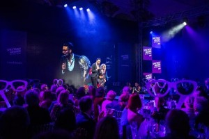 Spectacle Wearer of the Year Awards lit by Chauvet