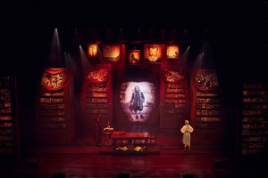 Painting with Light creates lighting and video design for 'Nachtwacht' musical