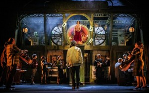 'Amélie the Musical' lit with Robe T1 Profiles