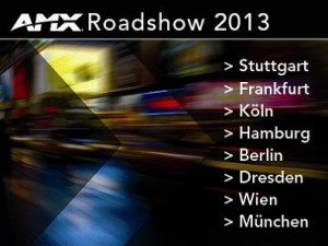 AMX Roadshow 2013