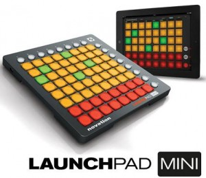 Novation präsentiert Launchpad Mini