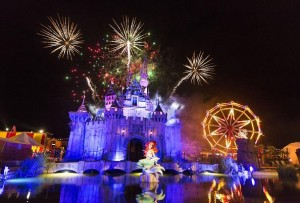 Colour Sound provides lighting kit for Dismaland