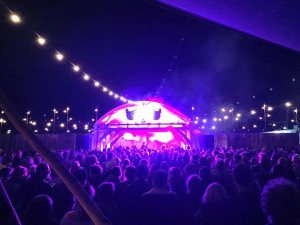 Fineline provides lighting for Somersault festival