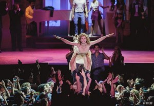 Clay Paky lights used for 'Dirty Dancing' stage show