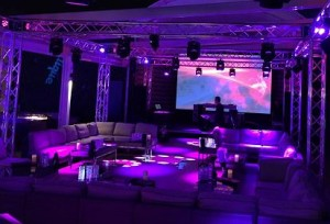 iDesign installs Elation lighting at Miami nightclub