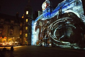 AniMotion show at Edinburgh Fringe Festival