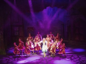 "Robe LED products chosen for ""Cinderella"" panto in Blackpool"