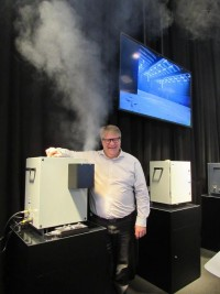 MDG launches Me1g fog generator at Prolight + Sound