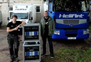 Heliart backs Powersoft's X8 for Estonian market