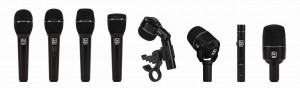 Electro-Voice launches new ND Series microphones