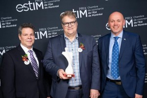 MDG wins ESTim Award for Best Manufacturing Company