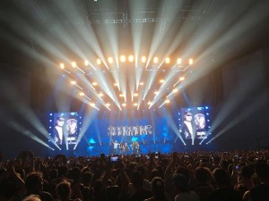 Scorpions use Robe fixtures on summer tour