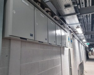 Zero 88 RigSwitch installed at P&J Live Aberdeen