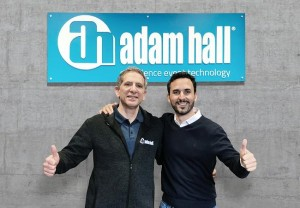 Adam Hall North America fusioniert mit Musical Distributors Group