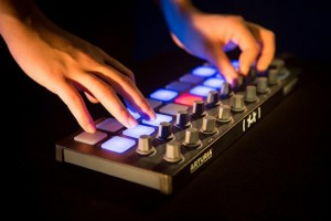 Arturia announces availability of software-bundled black BeatStep and MiniLab controllers