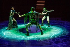 "Elation fixtures light ""Macbeth"" at Denver Center for the Performing Arts"