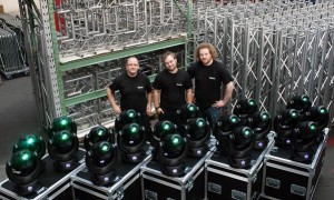 Greeneventengineering investiert in Equipment von DTS