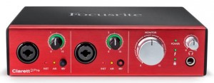 Focusrite liefert neues Thunderbolt-Interface aus