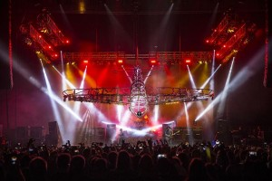 GLS supplies lighting and automation for final Motörhead tour