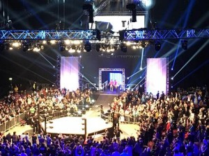 Elation illuminates TNA Wrestling shows
