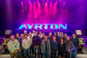 Ayrton launches nine new products at Prolight + Sound