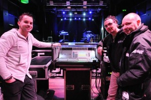 Dutch covers band uses Yamaha CL3